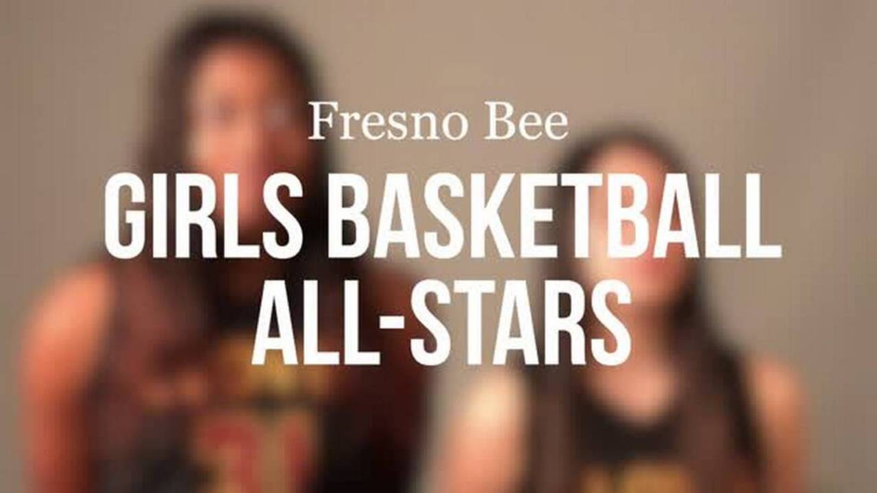 MVPs Danae Marquez, Bre'yanna Sanders of Clovis West lead All-Bee Girls Basketball team