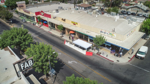 'We're going to be able to survive.' Outdoor dining project gives Tower District hope