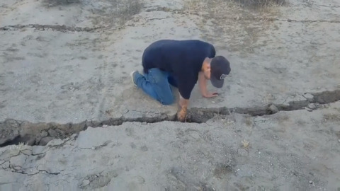 Aftershocks by the thousands jar Southern California, with 70 topping 4.0 magnitude