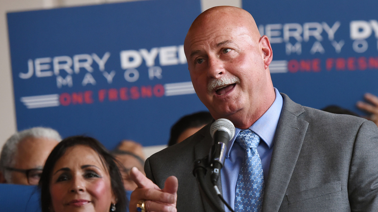 Who is 'attacking' Jerry Dyer in 2020 Fresno mayoral race? Could it be … Satan?