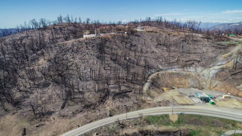 Creek Fire silence and recreation area closures. Do better, Sierra National Forest