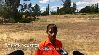 After week-long search, male body found in San Joaquin River Gorge