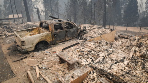 Auberry area now under mandatory evacuation order from Creek Fire