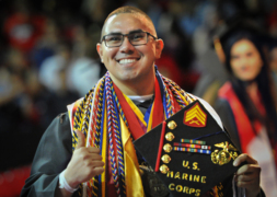 2017 Fresno State commencement