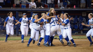 Clovis softball captures D1 section championship