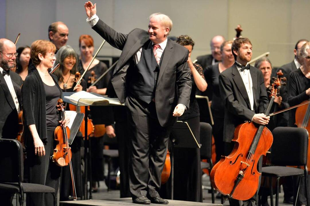 As Theodore Kuchar departs Fresno Philharmonic, a look behind the