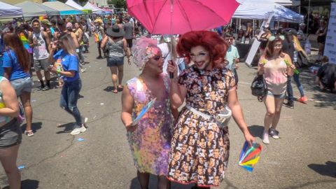 Fresno's LGBTQ-friendliness is lacking, new report from Human Rights Campaign says