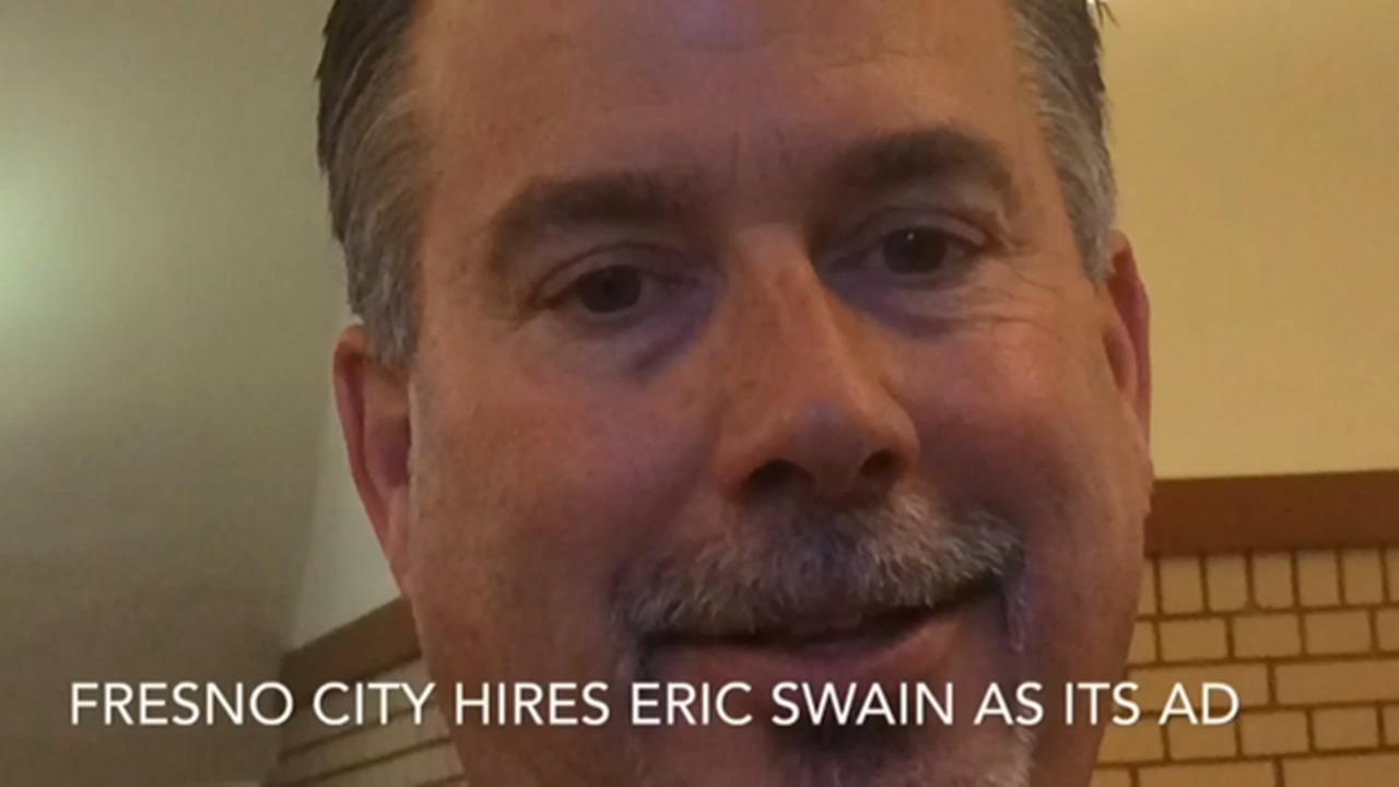 Eric Swain named Fresno City athletic director | The Fresno Bee