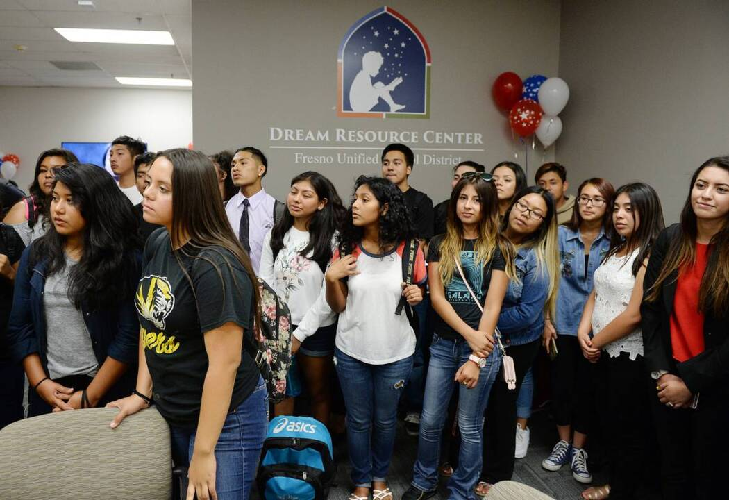 Fresno Unified Opens Daca Resource Center The Fresno Bee