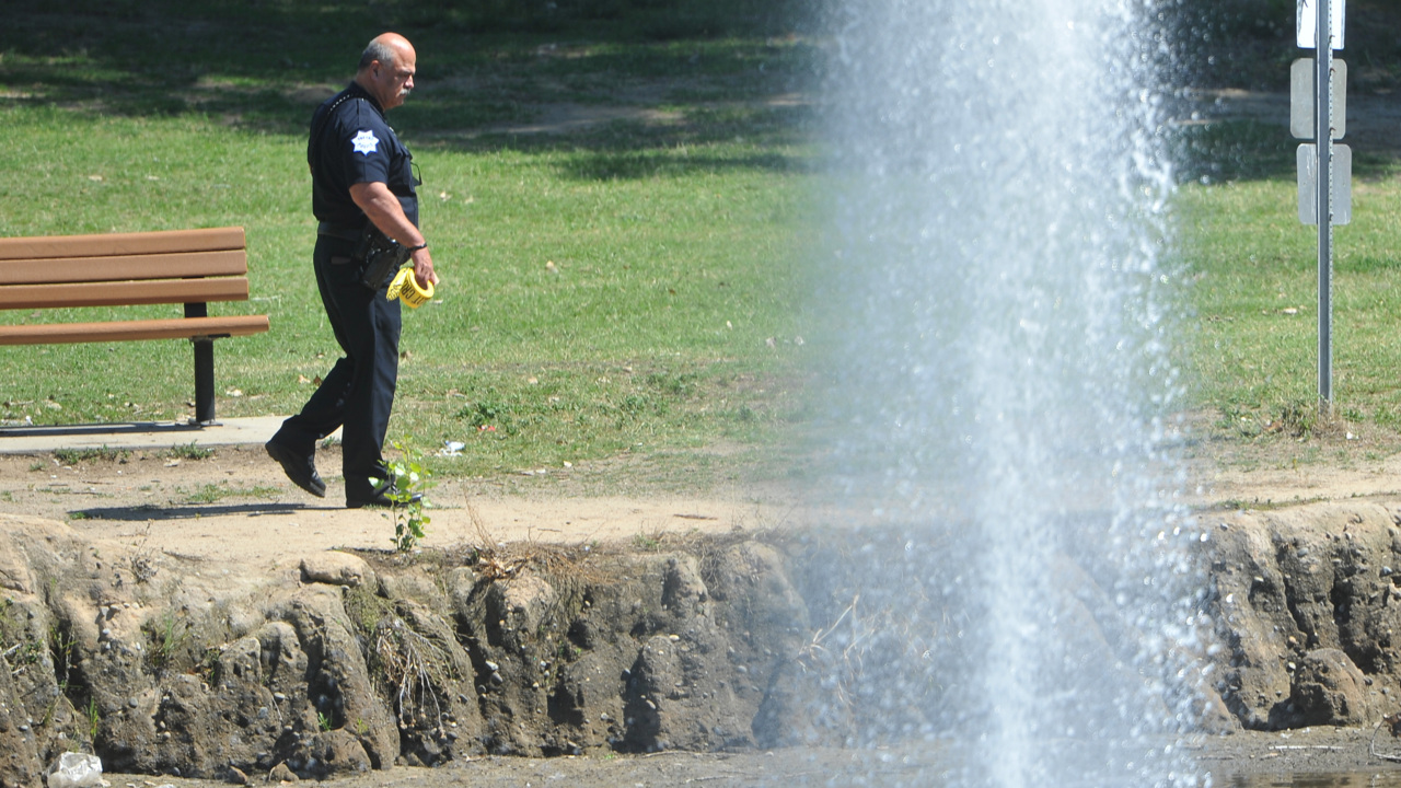 Body of dead woman found at Woodward Park in Fresno, CA
