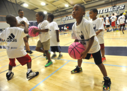Why Quincy Pondexter enjoys having his annual youth basketball camp in Fresno