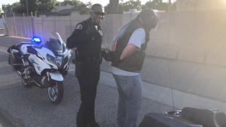 Tulare Police take on Lip Sync Challenge