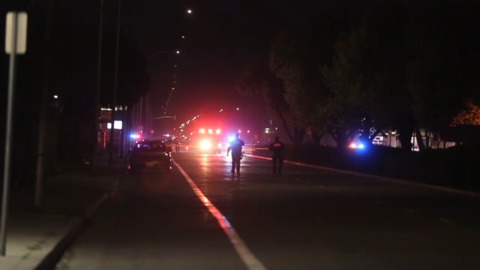 Woman killed in a hit and run in Fresno