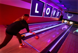 Not your parent's bowling alley: new Bowlero in Clovis