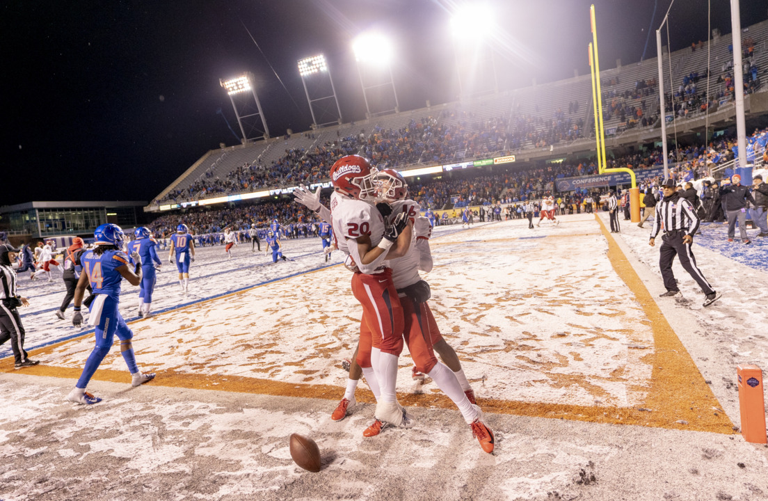 Fresno State football in MW title game: 'Dogs capture title, 19-16