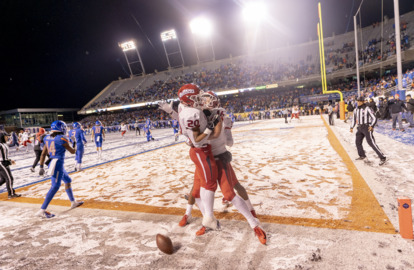 Fresno State's game-winning play that made history in Boise
