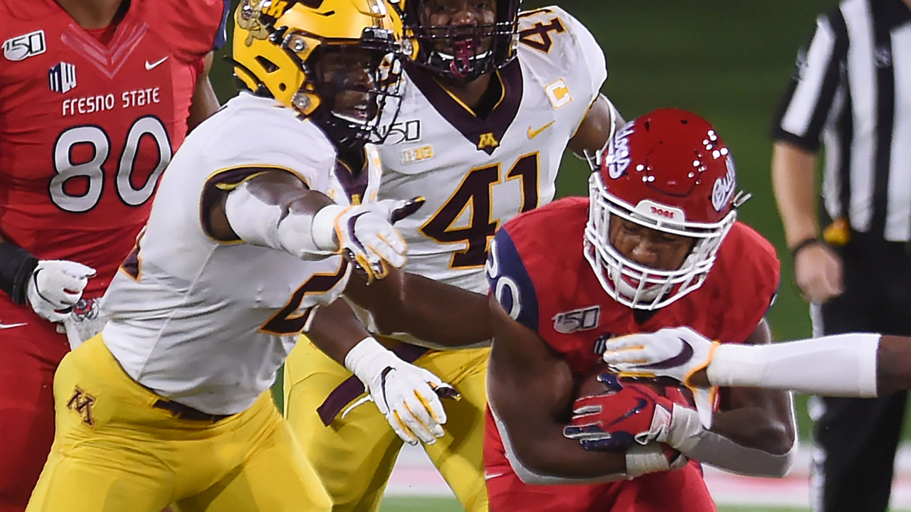 It's déjà vu for Fresno State. Another late-game interception spoils Dogs' big night