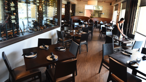 Five restaurant is back. More than year after fire, here's what's different, the same