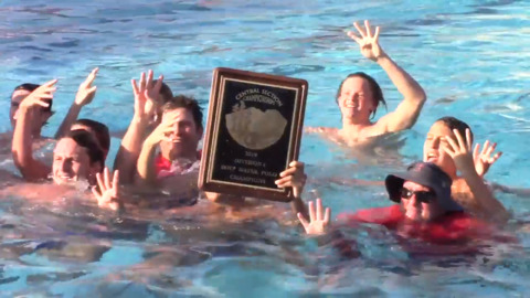 Buchanan boys water polo claim its fourth straight section title