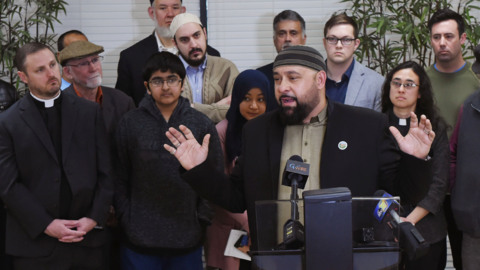We need everyone to denounce white supremacy, Fresno faith leaders say after attack on mosques