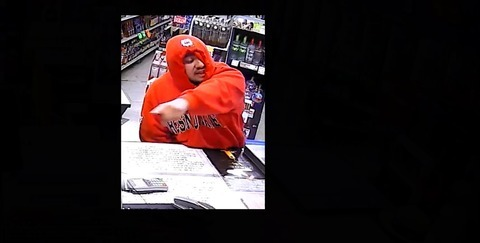 Fresno police search for 'heavy-set' man who robbed liquor store at gunpoint