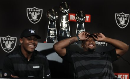 Raiders coach Jon Gruden panicked during NFL Draft. Mike Mayock explains why