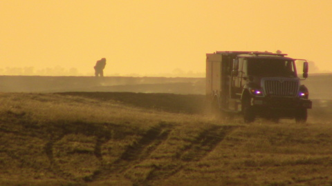 Wildfire burns 500 acres in Madera County