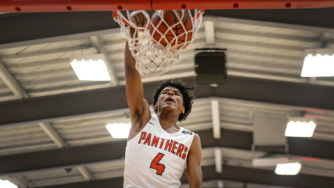 Jalen Green puts on a highlight reel show with dunks and three-pointers in Memorial win