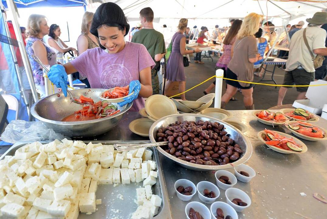 It took me 20 years to attend the Fresno Greek Fest. Don't make the same mistake