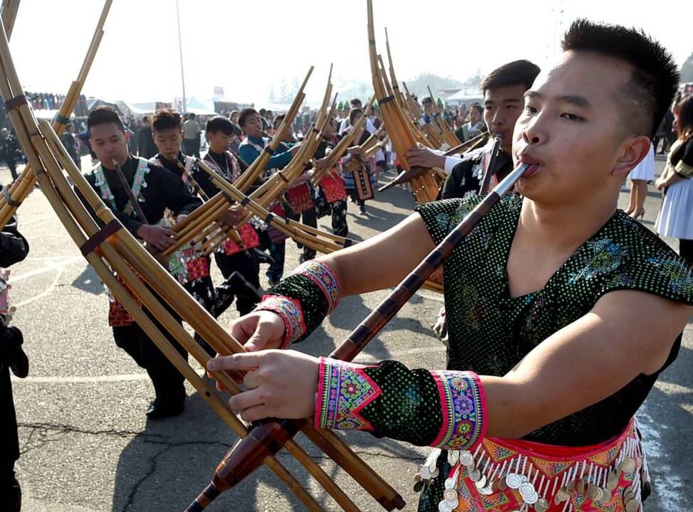 Hmong New Year celebrated in 2 Fresno locations | The Fresno Bee