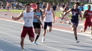 Highlights from the 2018 Central Section track and field chamionships