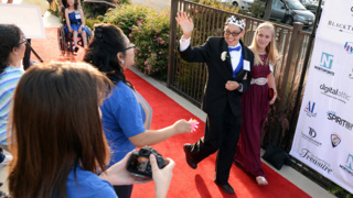 Special needs students experience prom during