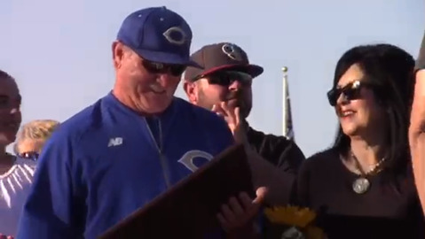 Clovis' James Patrick is retiring after 34 seasons in high school baseball. Here's what's next