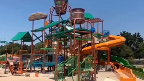 Sequoia Springs Splash Park opening at Visalia Adventure Park