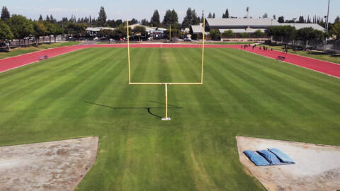 Bullard High will host first football game on campus. What Don Arax (Class of 1982) is saying