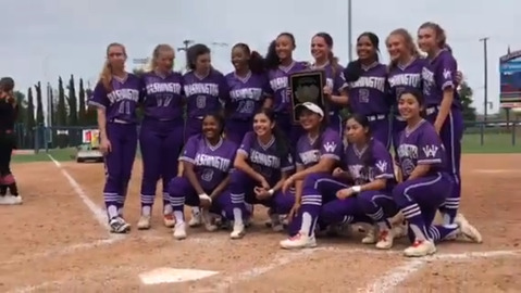 Washington Union wins Central Section Division IV softball title