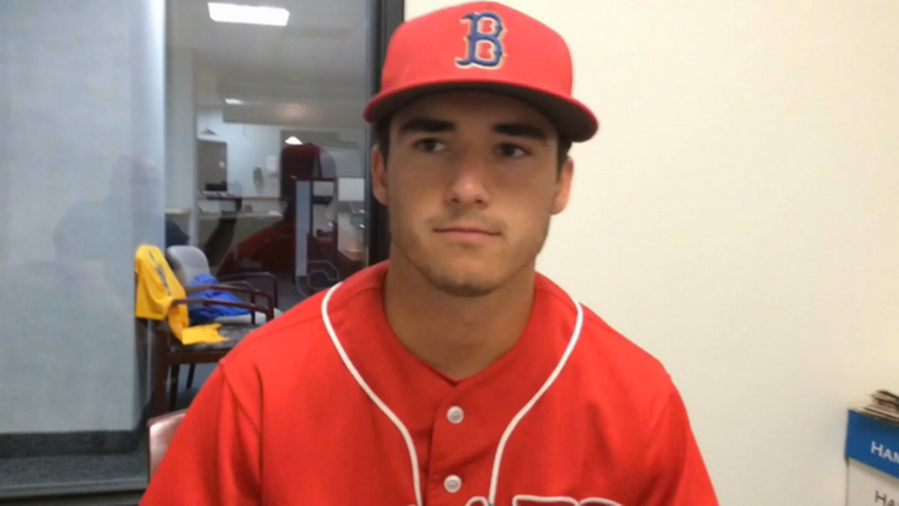 The Bee's Spring All-Stars: Baseball Player of the Year Zach Ashford