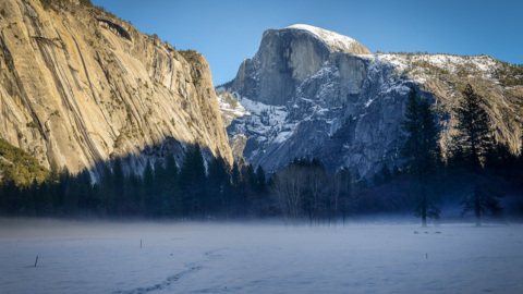 Yosemite in winter: Your guide to road conditions, ice skating, hiking and drinking by the fire