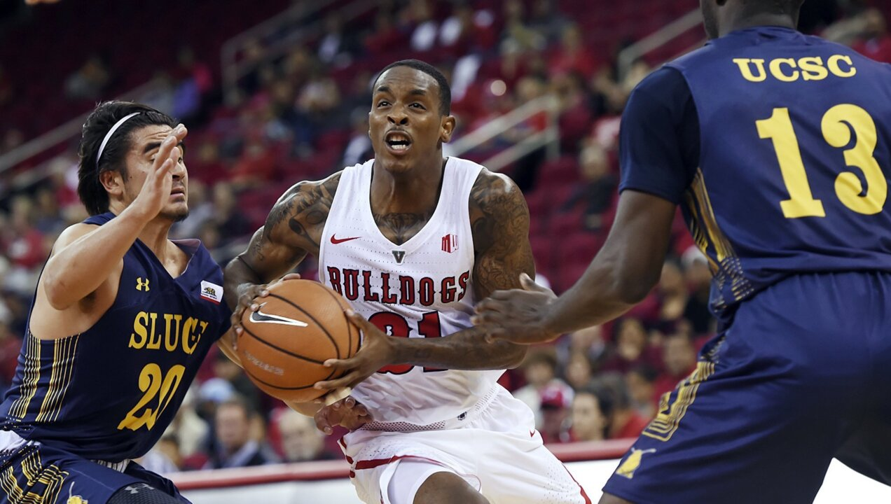 Former Bulldog Deshon Taylor signs with pro basketball team abroad