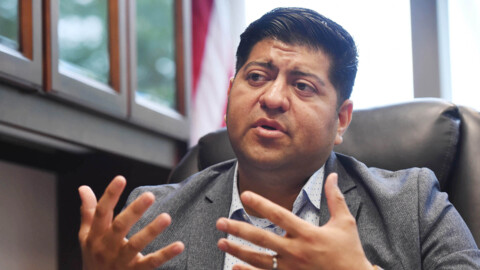 This candidate says being an 'extreme moderate' will help him in Fresno's mayor race