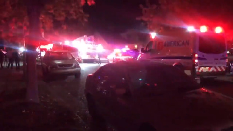 4 dead after shooting at family gathering in Fresno, CA