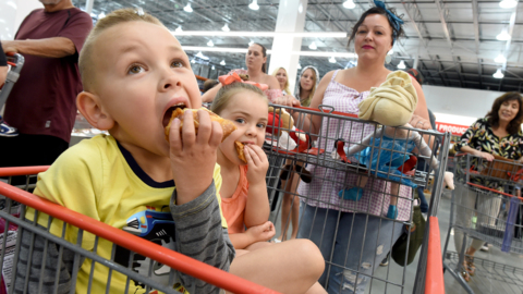 Get a peek inside the new Clovis Costco as hundreds turn out for store opening
