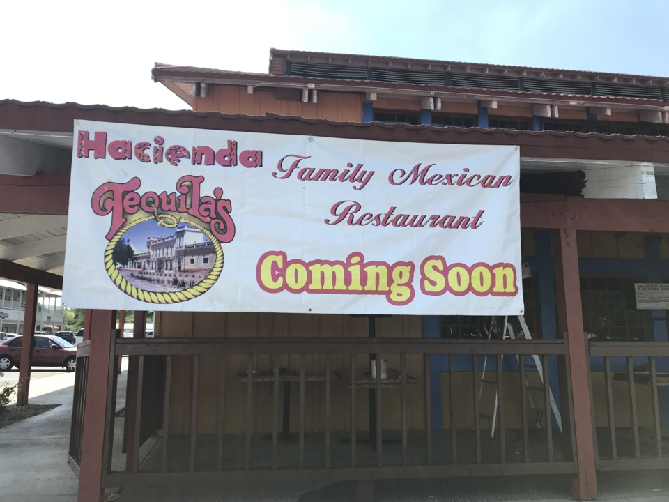 Hacienda Tequila S Mexican Restaurant In Clovis Is Moving