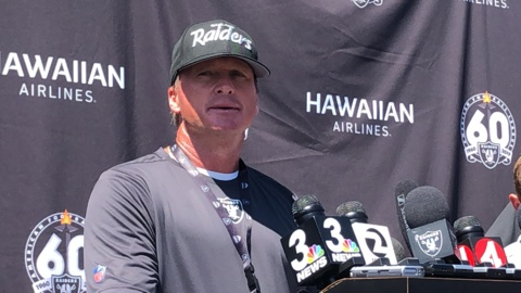 Takeaways from Raiders' joint practices, and defense gets praise from Rams coach