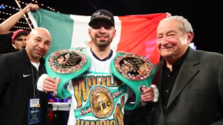 Hear from WBC super lightweight world champion Jose Ramirez