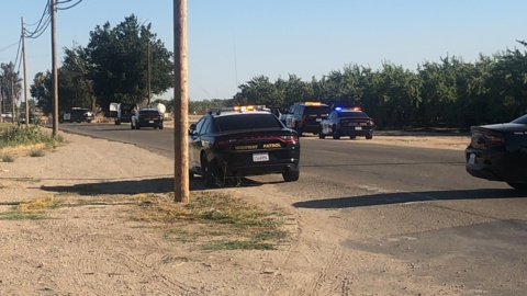 Man is struck and killed in southwest Fresno