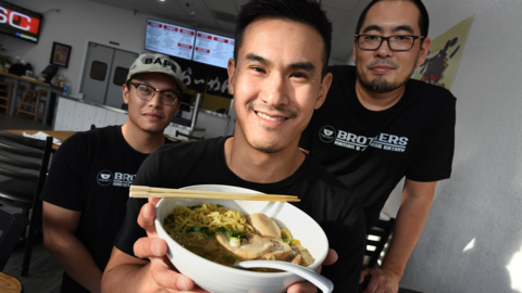 At this new Fresno ramen restaurant, one dish is 12 hours in the making. Here's why