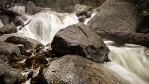 These are Yosemite's lesser-known waterfalls. Here's where to go to see them