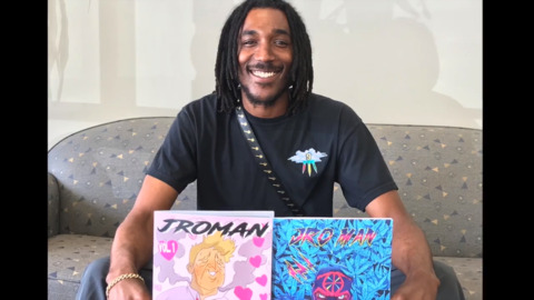 He went from Fresno State football to cannabis industry, and answers obvious question