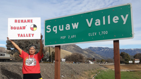 Squaw is a slur to many Native Americans. They want a Fresno County town renamed